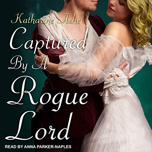 Captured by a Rogue Lord audiobook cover art