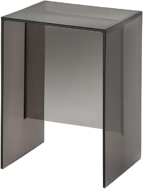 Kartell Max-Beam, Plastik, Fume', 27 x 47 x 33 cm
