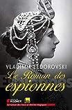 Le roman des espionnes - Editions du Rocher - 30/01/2014
