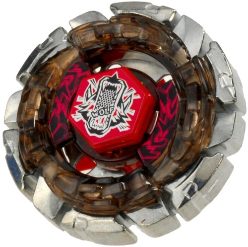 Takara Beyblade BB-29 D Wolf DF145FS with launcher