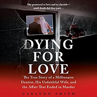 Dying for Love audiobook cover art