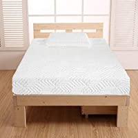 "Lovinland 10"" Two Layers Traditional Firm High Softness Cotton Mattress"