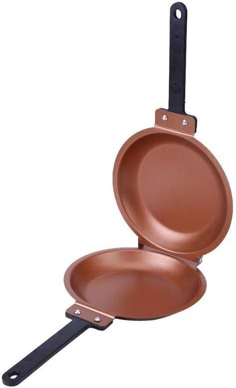 CUJUX Nonstick Skillet Flip Pot Pan Pancake Cooking Frying Bargain Cake Tucson Mall