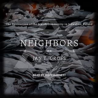 Neighbors audiobook cover art