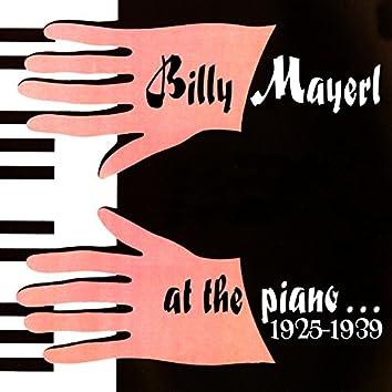 At The Piano 1925-1939