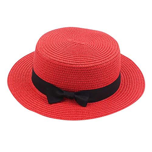 Sombrero Paja Mujer de Pescador Plegable Sombrero de Paja Verano Bucket Hat Al Aire Libre Sun Hat for Women Verano Gorro Pescador Mujer Sombrero de Playa Gorra de Pesca