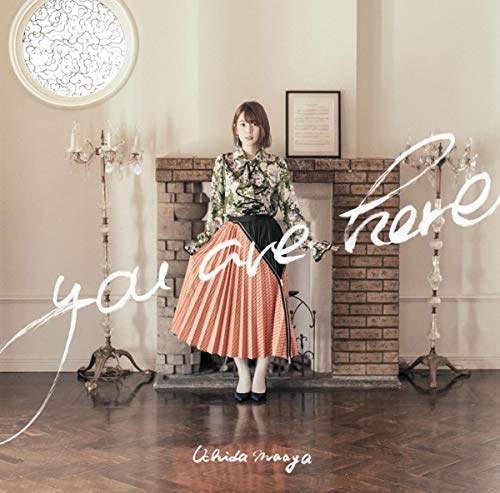 [Album]you are here – 内田真礼[FLAC + MP3]