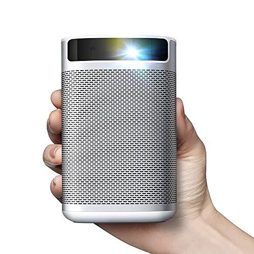 XGIMI MOGO Pro 世界初Android TV搭載 フルHD1080P ポケット 小型 プロジェクター DLP投影技術 Harman/Kardon 高音質スピーカー内蔵 オートフォーカス 大容量バッテリー 家庭用