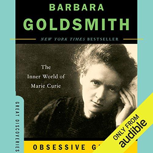 Obsessive Genius audiobook cover art
