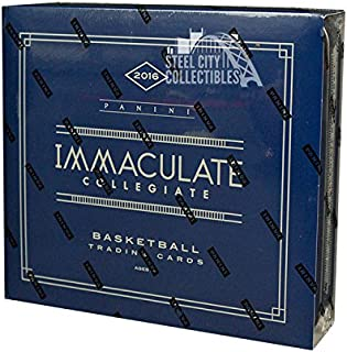 2016 17 immaculate collegiate basketball