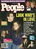 People Weekly (Jerry Seinfeld & Shoshanna Lonstein....Look Who s In Love, March 28 , 1994)