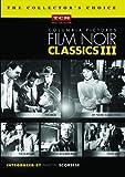 Columbia Pictures Film Noir Classics III
