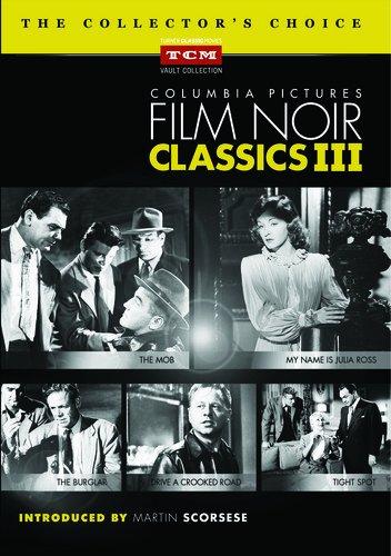 Columbia Pictures Film Noir Classics Iii [Edizione: Stati Uniti]