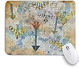 Alfombrilla de ratón para Juegos Personalizada, pájaro, Palmera Tropical, Acuarela, patrón de piña, Papel Tapiz, tucán, Base de Goma Antideslizante, Alfombrilla de ratón para Oficina, Escritorio