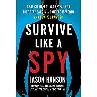 Survive Like a Spy cover art