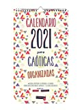Finocam - Calendario de pared 2021 Talkual Español