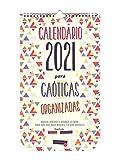 Finocam - Calendario de pared 2021 Talkual Español...