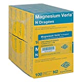 MAGNESIUM VERLA N Dragees 20X50 St -