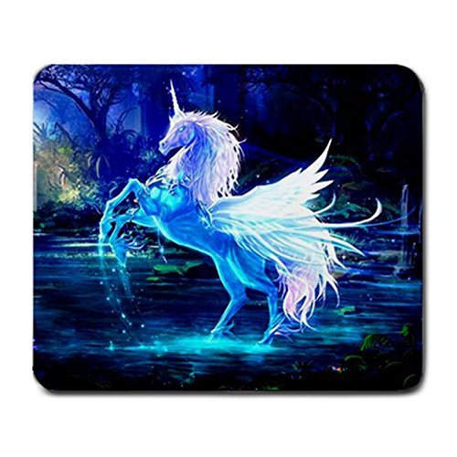 1 X Crystal Unicorn Mouse Pad