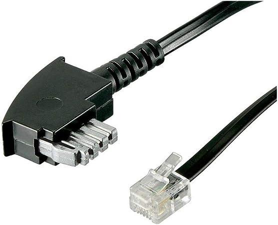 Goobay 50306 Tae N Anschlusskabel Tae N Stecker Auf Elektronik