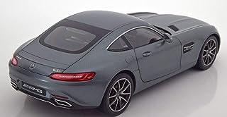 1/18 Mercedes-Benz AMG GT-S MATTE GREY DIECAST MODEL CAR