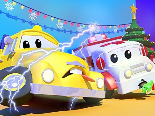 【Weihnachten】Weihnachtsbeleuchtung / Billy die Planierraupe / Drehscheibe
