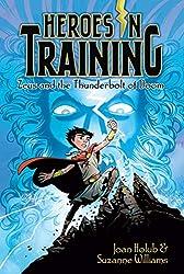 Heroes In Training series by Joan Holub