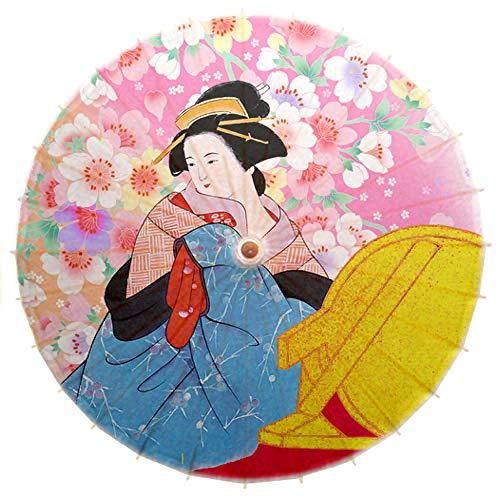 Ombrelli per decorazioni nozze Ombrello fatto a mano a olio di Jiangnan ombrello resistente alla pioggia pratico ombrello decorativo antico oggetti di scena di danza ombrello @C