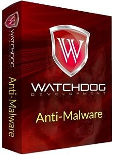 WATCHDOG Anti-Malware 1 PC DVD Lifetime of Device