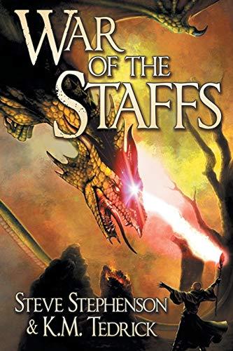 Book: War of the Staffs by Steve Stephenson