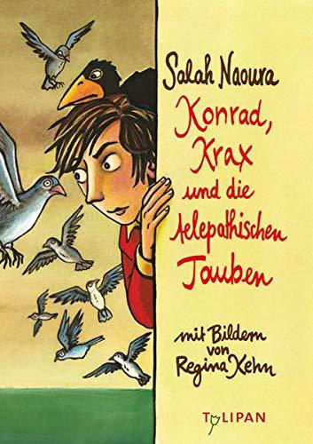 Konrad, Krax und die telepathischen Tauben