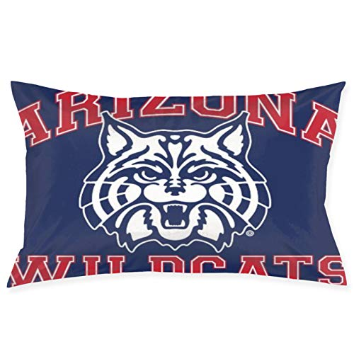 The University Of Arizona Wildcats 100% polyester fiber Beauty sleep, due to healthy hair and face pillowcase 20inch*30inch