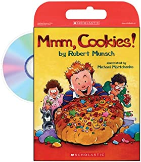 Tell Me A Story: Mmm, Cookies!: Book and CD