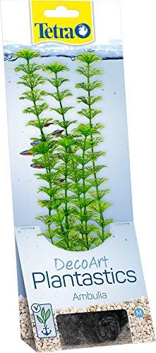 Tetra DecoArt Plantastics Ambulia M Réplica con aspecto natural de la planta acuática Ambulia
