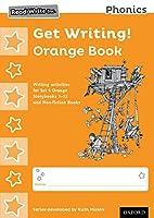 Read Write Inc. Phonics: Get Writing! Orange Book Pack of 10