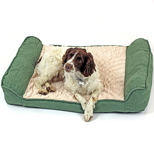 Easipet Deluxe Orthopaedic Dog Sofa Bed in Large and X Large (Large)