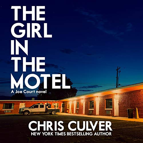 The Girl in the Motel audiobook cover art