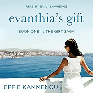 Evanthia's Gift audiobook cover art
