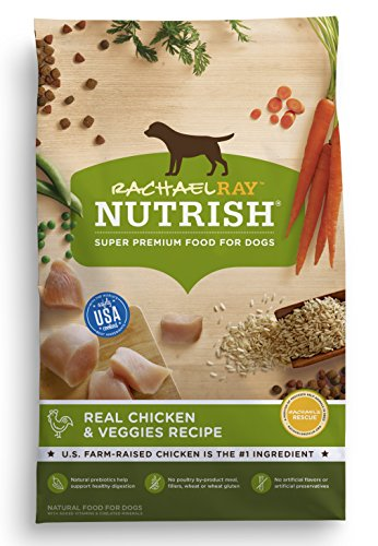 Rachael Ray Nutrish Natural Dry Dog Food, Real...