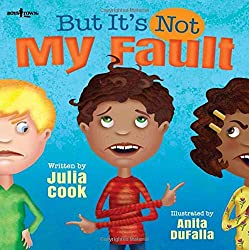 School Counselor review of the book But It's Not My Fault! and links to lesson plans