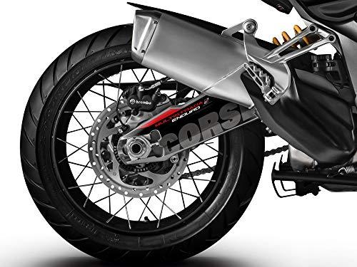 Kit de decoración e protección basculante Ducati Multistrada 1200/1260 Enduro '14-'21