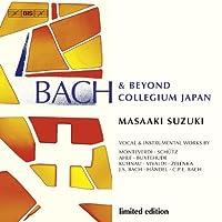 Bach & Beyond by MONTEVERDI / SCH?TZ / AHLE / BUXT