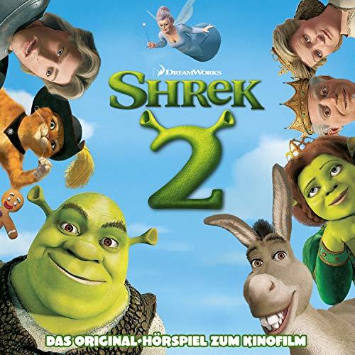 Shrek 2 (Das Original Hörspiel zum Kinofilm)