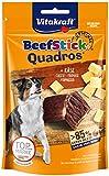 Vitakraft, Beef Stick Quadros, Snack bocconcini per Cani, 70 g