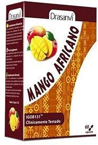 Mango Africano 60 cápsulas de Drasanvi