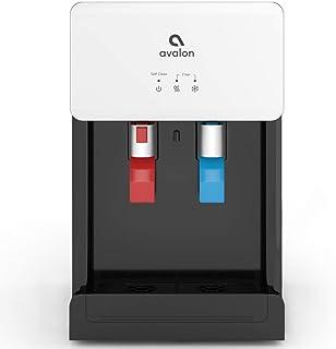 Avalon A8CTBOTTLELESSWHT Countertop Self Cleaning Touchless Bottleless Cooler Dispenser..