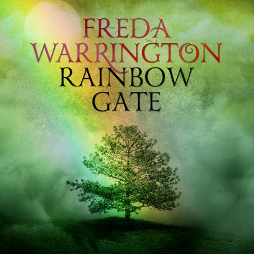 The Rainbow Gate audiobook cover art