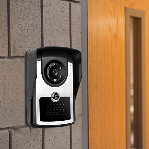 LXYPLM Videoportero Video Doorbell WiFi Doorbell 1080p IP Smart WiFi Security Wireless...