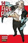 Fire Force 14 par Ohkubo