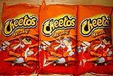 Cheetos croccante 3 x 80z borse